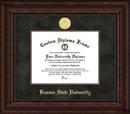 Campus Images KS998EXM Kansas State Executive Diploma Frame