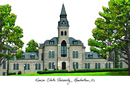 Campus Images KS998 Kansas State University Campus Images Lithograph Print