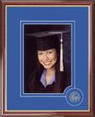 Campus Images KS999CSPF University of Kansas 5X7 Graduate Portrait Frame
