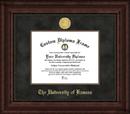 Campus Images KS999EXM University of Kansas Executive Diploma Frame