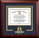 Campus Images KY984SD Murray State University Spirit Diploma Frame