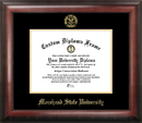 Campus Images KY985GED Morehead State University Gold Embossed Diploma Frame
