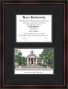 Campus Images KY996D Western Kentucky University Diplomate