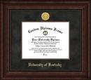 Campus Images KY998EXM University of Kentucky Executive Diploma Frame