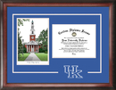 Campus Images KY998GED University of Kentucky Gold Embossed Diploma Frame