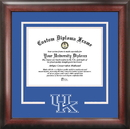 Campus Images KY998SD University of Kentucky Spirit Diploma Frame