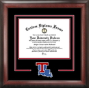 Campus Images LA988SD Louisiana Tech University Spirit Diploma Frame