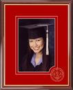 Campus Images LA993CSPF Uniersity of Louisiana-Lafayette 5X7 Graduate Portrait Frame