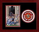 Campus Images LA993SLPFH Louisiana Lafayette Ragin' Cajuns University Spirit Photo Frame (Horizontal)