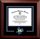 Campus Images LA996SD McNeese State University Spirit Diploma Frame