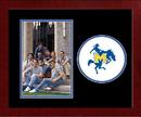 Campus Images LA996SLPFV McNeese State University Spirit Photo Frame (Vertical)
