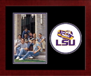 Campus Images LA999 Louisiana State University Campus Images Lithograph Print