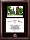 Campus Images MA990SG University of Massachusetts Spirit Graduate Frame with Campus Image