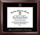 Campus Images MA991GED MIT Gold Embossed Diploma Frame