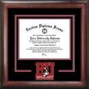 Campus Images MA993SD Boston  University Spirit Diploma Frame