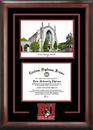 Campus Images MA993SG Boston University Spirit  Graduate Frame with Campus Image