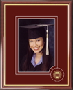 Campus Images MA994CSPF Boston College 5X7 Graduate Portrait Frame