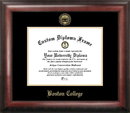 Campus Images MA994GED Boston College Gold Embossed Diploma Frame