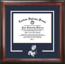 Campus Images MD997SD United States Naval Academy Spirit Diploma Frame