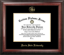 Campus Images MI979GED Ferris State University Gold Embossed Diploma Frame