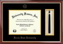 Campus Images MI979PMHGT Ferris State UniversityTassel Box and Diploma Frame