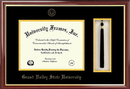 Campus Images MI980PMHGT Grand Valley State University Tassel Box and Diploma Frame