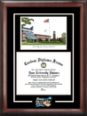 Campus Images MI980SG Grand Valley State University  Spirit Graduate Frame with Campus Image