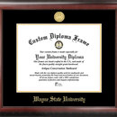 Campus Images MI983GED Wayne State University Gold Embossed Diploma Frame