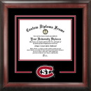 Campus Images MN998SD St. Cloud State Spirit Diploma Frame