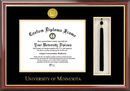 Campus Images MN999PMHGT University of Minnesota Tassel Box and Diploma Frame