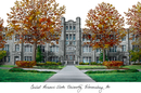 Campus Images MO995 University Central Missouri Campus Images Lithograph Print