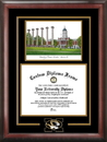 Campus Images MO999SG University of Missouri Spirit Graduate Frame with Campus Image