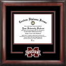 Campus Images MS997SD Mississippi State Spirit Diploma Frame