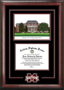 Campus Images MS997SG Mississippi State Spirit Graduate Frame with Campus Image