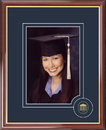 Campus Images MS999CSPF University of Mississippi 5X7 Graduate Portrait Frame