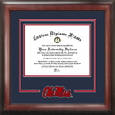 Campus Images MS999SD University of Mississippi Spirit Diploma Frame