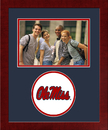 Campus Images MS999SLPFH  University of Mississippi Spirit Photo Frame (Horizontal)