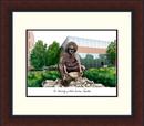 Campus Images NC993LR University of North Carolina, Charlotte Legacy Alumnus Framed Lithograph