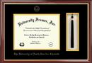 Campus Images NC993PMHGT University of North Carolina - Charlotte Tassel Box and Diploma Frame