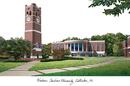 Campus Images NC994 Western Carolina UniversityCampus Images Lithograph Print