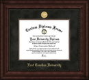 Campus Images NC995EXM East Carolina Executive Diploma Frame