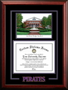 Campus Images NC995SG East Carolina University Spirit Graduate Frame