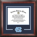 Campus Images NC997SD North Carolina Tar Heels Spirit Diploma Frame