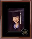 Campus Images NE999CSPF University of Nebraska 5X7 Graduate Portrait Frame
