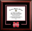 Campus Images NE999SD University of Nebraska Spirit Diploma Frame