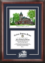 Campus Images NH998SG University of New Hampshire Spirit Graduate Frame with Campus Image