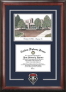 Campus Images NM999SG University of New Mexico Spirit Graduate Frame with Campus Image