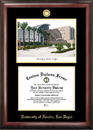 Campus Images NV995LGED University of Nevada, Las Vegas  Gold embossed diploma frame with Campus Images lithograph