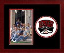 Campus Images NV995SLPFV University of Nevada, Las Vegas Spirit Photo Frame (Vertical)