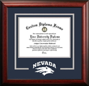 Campus Images NV998SD University of Nevada Spirit Diploma Frame